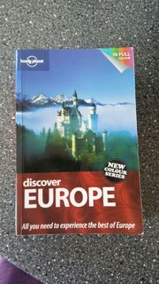 Europe Travel Guide (