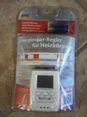 Energiesparregler Thermostat für Heizkörper