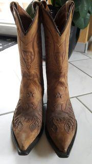 Mezcalero Cowboystiefel Westernstiefel