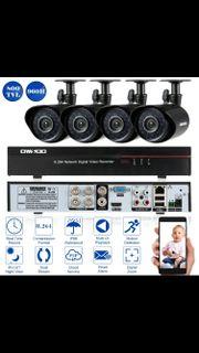 Security Kamera Kit