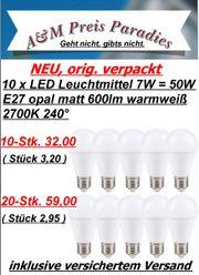 10 Stk. LED