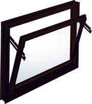 Kunststoff-Fenster mit Kippflügel 60x40 cm