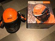 STIHL Helmset Advance Gehörschutz Kopfschutz