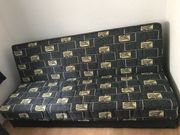 Sofa mit Bettkasten Bettfunktion