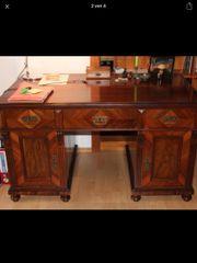 Antiker Schreibtisch Gründerzeit