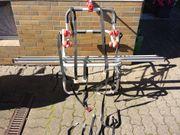 Fahrradheck - Träger