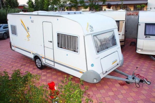 Wohnwagen KNAUS 2000 in Köln - kaufen und verkaufen über private ...