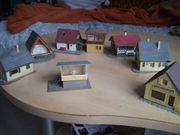 Häuschen für Modelleisenbahn