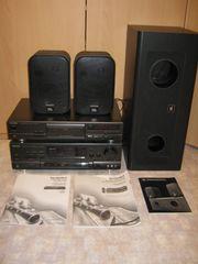 Technics Stereoanlage m JBL Lautsprechersystem
