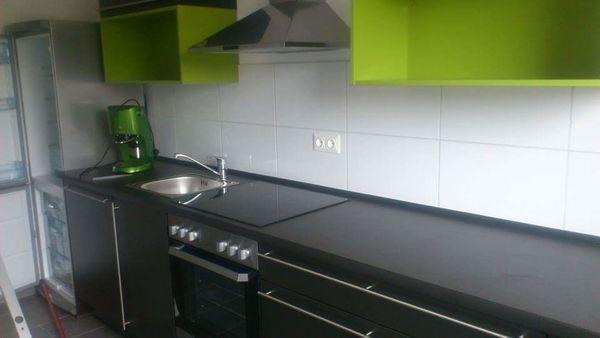 Hochwertige küchenzeilen  Top gepflegte hochwertige Küche inkl Geräte u Abbauhilfe in ...