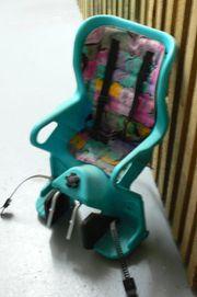 Römer - Fahrrad-Kindersitz für hinten türkisfarben