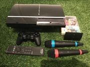 Playstation 3 + Controller +