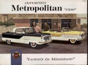 Komplette US-Car Prospekte Sammlung 1950-2010