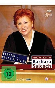 Richterin Barbara Salesch 4 DVD