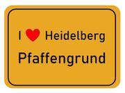 Suche Haus in Heidelberg-Pfaffengrund