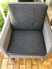 Balkonmöbel / 2 Loungestühle +