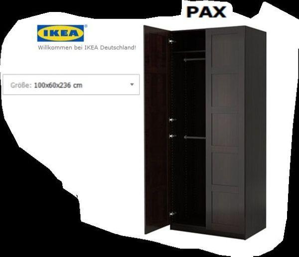 Pax Kleiderschrank Gunstig Gebraucht Kaufen Pax Kleiderschrank