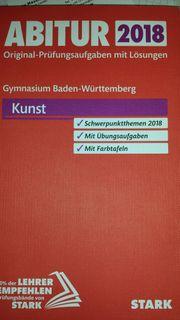 Kunst-Abitur 2019 - STARK Prüfungsaufgaben 2018 -