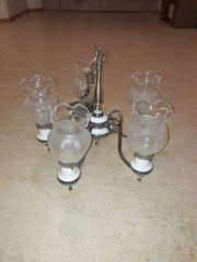 karamik zinn Lampe