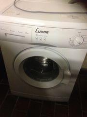 Luxor - Waschmaschine , 5