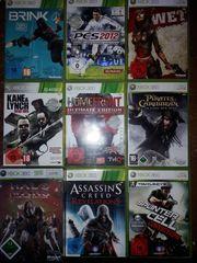 Xbox und XBox 360 Spiele