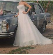 Brautkleid gebraucht, Größe