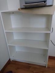 Regal weiß Billy von Ikea
