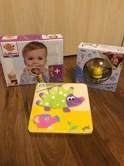 baby Spielzeug Rassel Baden Puzzle