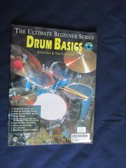 Ultimate Beginner Drum Basics Notenheft
