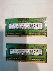 8 GB DDR 3 Ram