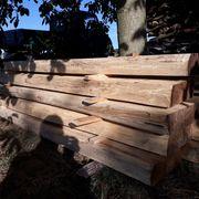 Holzbohlen Balken Robinienholz