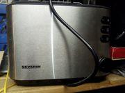 Severin Edelstahl Toaster AT 2514