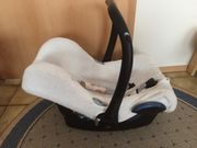 Maxi Cosi Babyautoschale und base