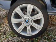 4x orig BMW Alufelgen 17
