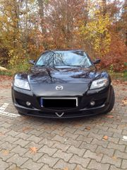 Mazda RX-8 Revolution - absoluter Topzustand