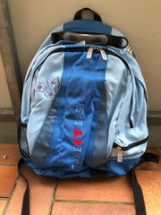 Schulrucksack Take it Easy blau