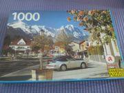 Puzzle Berglandschaft - 1000 Teile