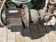 Elektromotor mit Hydraulikpumpe