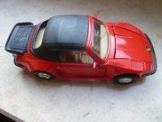 Porsche Cabrio mit
