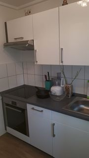 Verkaufe Küche ink Geräte wegen