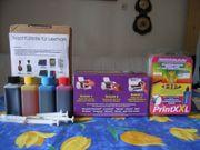 Patronen für Tintenstrahldrucker