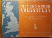 Meyers Neuer Volksatlas Sommer 1941