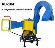 Holzhäcksler RD-104,