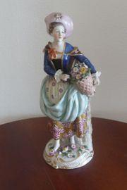 Porzellan Figur Bock-Wallendorf ca 1850