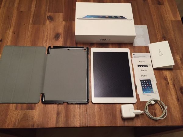 Apple iPad Air » Apple iPhone