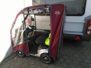 Elektromobil Seniorenmobil E400F 15km h