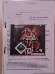 Tomb Raider Anniversary für PC