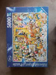 Disneypuzzle 5000 Teile
