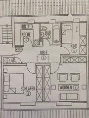 Ruhige super gelegene 3-Zimmer Wohnung