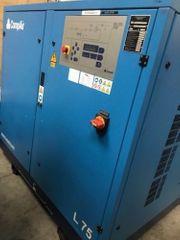 Schraubenkompressor, Hersteller CompAir,